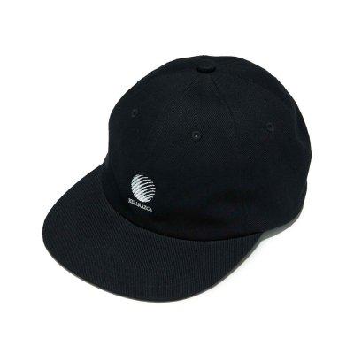 HELLRAZOR [LOGO 6PANEL CAP] (BLACK)