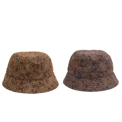WHIMSY [PAISLEY HAT] (2 COLORS)