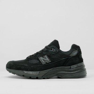 NEW BALANCE [M992EA MADE IN U.S.A] (BLACK)