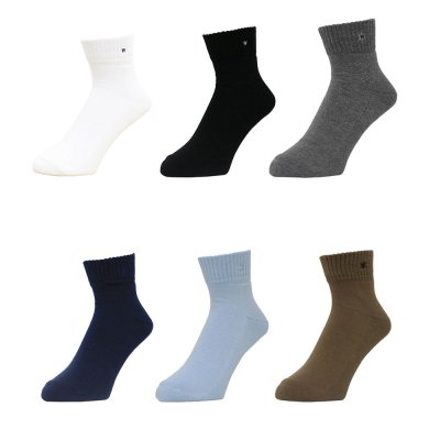 WHIMSY [VERSE HEADS SOCKS] (6 COLORS)