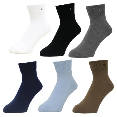WHIMSY [VERSE SOCKS] (6 COLORS)