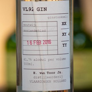 VL92 ジン