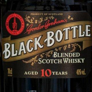 ブラックボトル 10年
