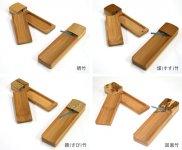 The bamboo京竹携帯お香立て [ 山下順三氏デザイン ]