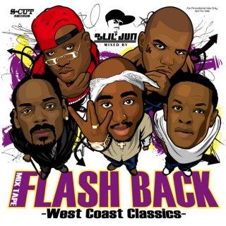 DJ Lil Jun/Flash Back -West Coast Classics-<BR>