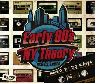 DJ Kaiya Earl 90s NY Theory -R&B for Ladies-<BR>