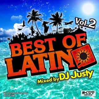 DJ Justy Best Of Latin2<BR>