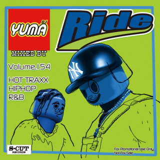 DJ Yuma Ride Vol.154