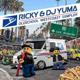 Ricky & DJ Yuma Oldschool Westcoast Sampler