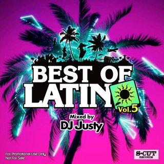 DJ Justy Best Of Latin Vol.5