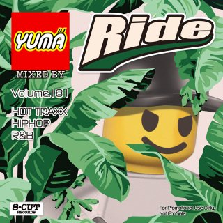 DJ Yuma Ride Vol.181