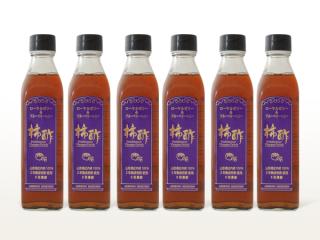 柿酢ブルーベリー&ハニー 6本セット