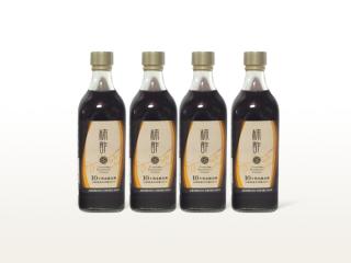 10年熟成柿醸造酢 4本セット