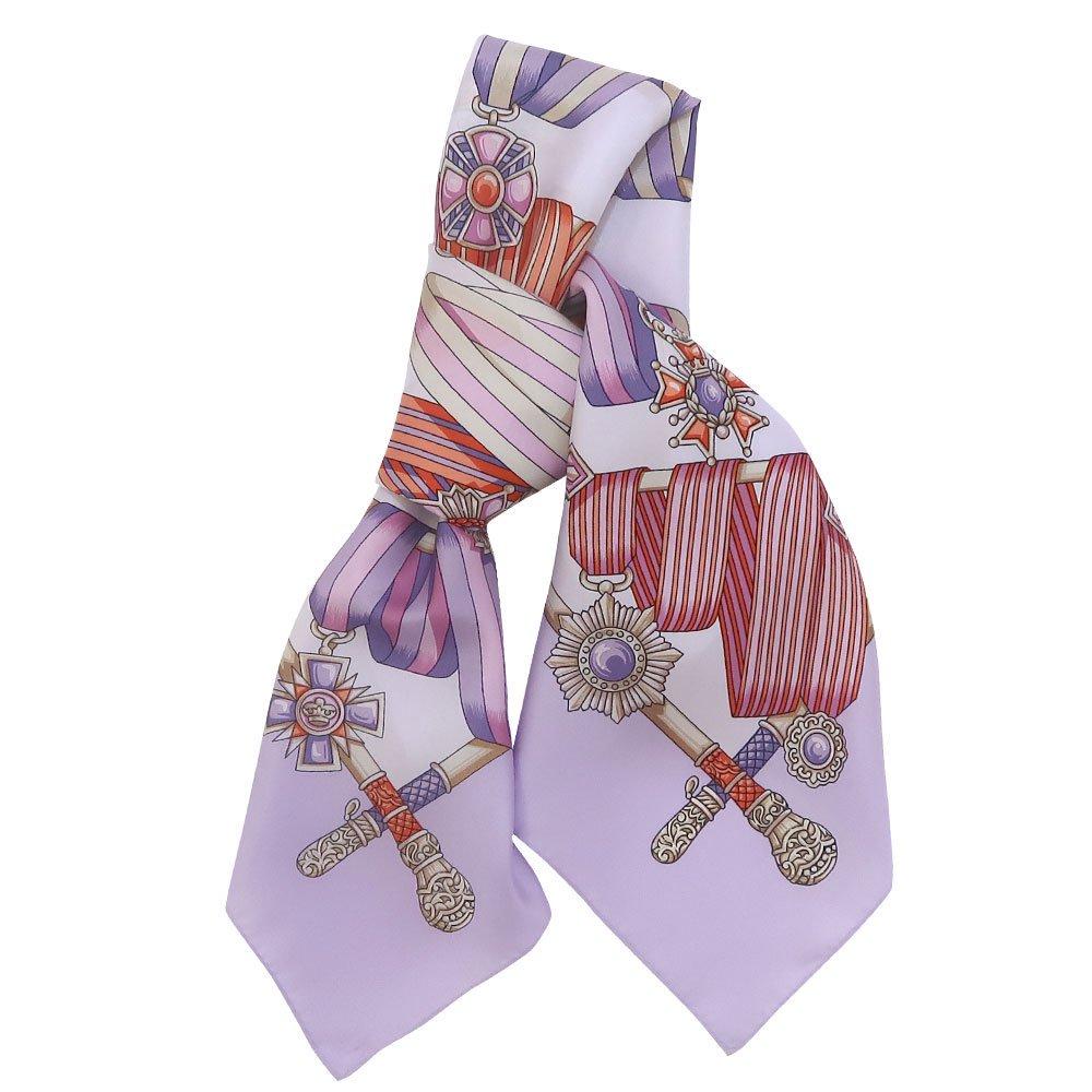ホースベルト(KM5-028) Marcaオリジナル 小判 シルクツイル スカーフ