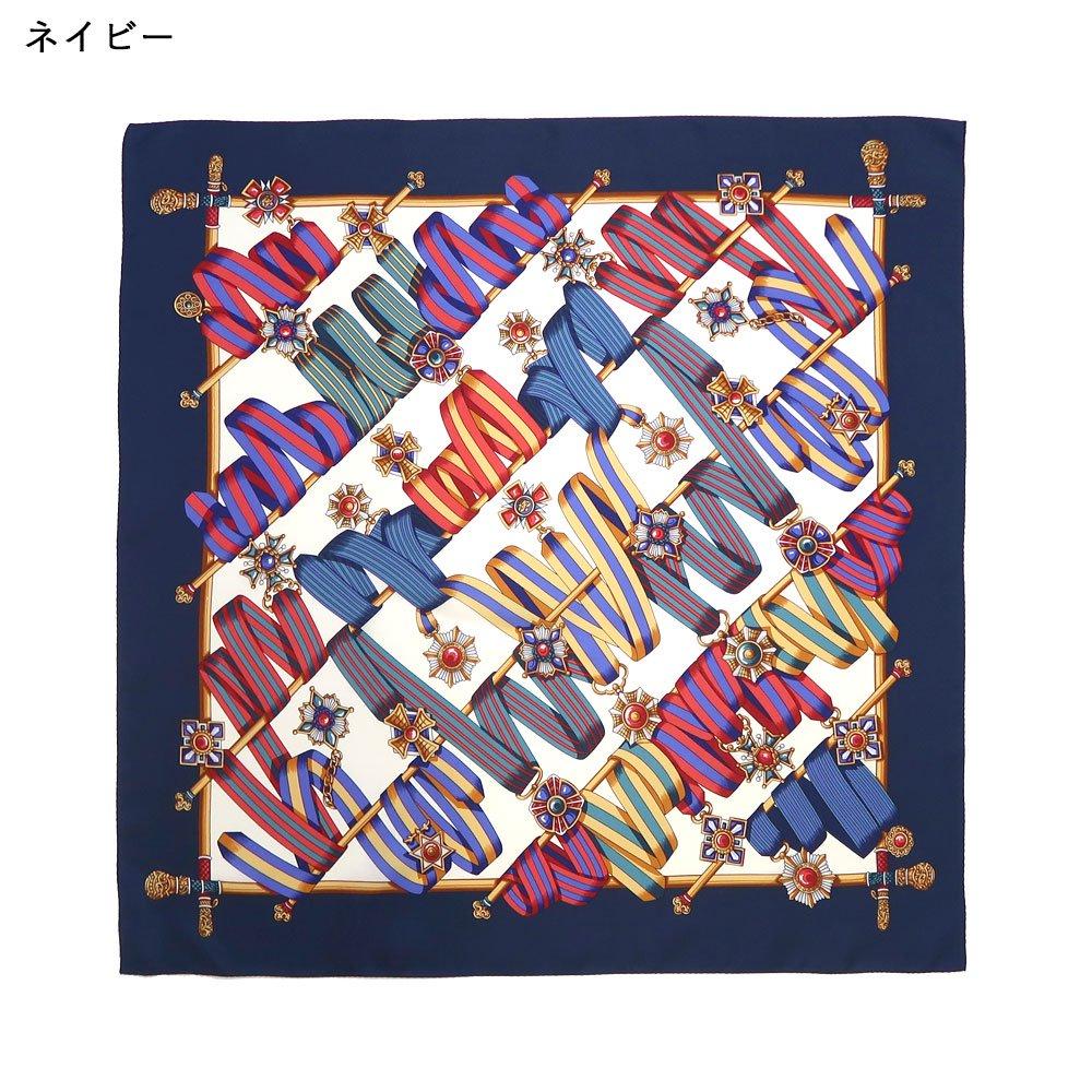 ホースベルト(KM5-028) Marcaオリジナル 小判 シルクツイル スカーフの画像3
