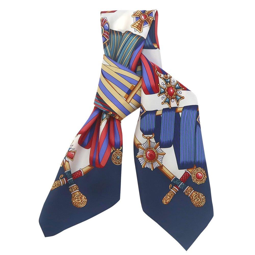 ホースベルト(KM5-028) Marcaオリジナル 小判 シルクツイル スカーフの画像4