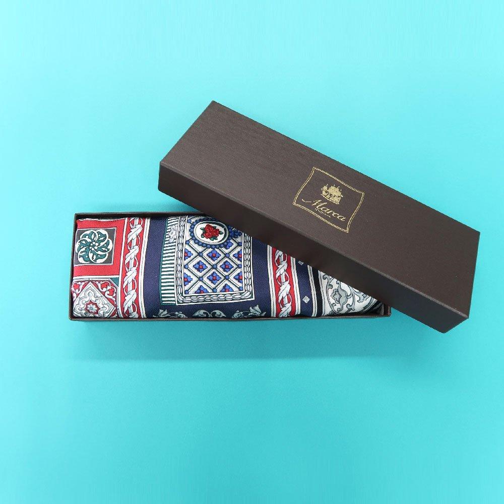 宝石箱 (CM5-415) 伝統横濱スカーフ 大判 シルクツイル スカーフの画像8