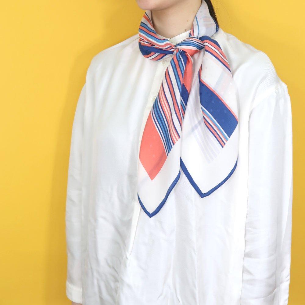 スカーフの巻き方4