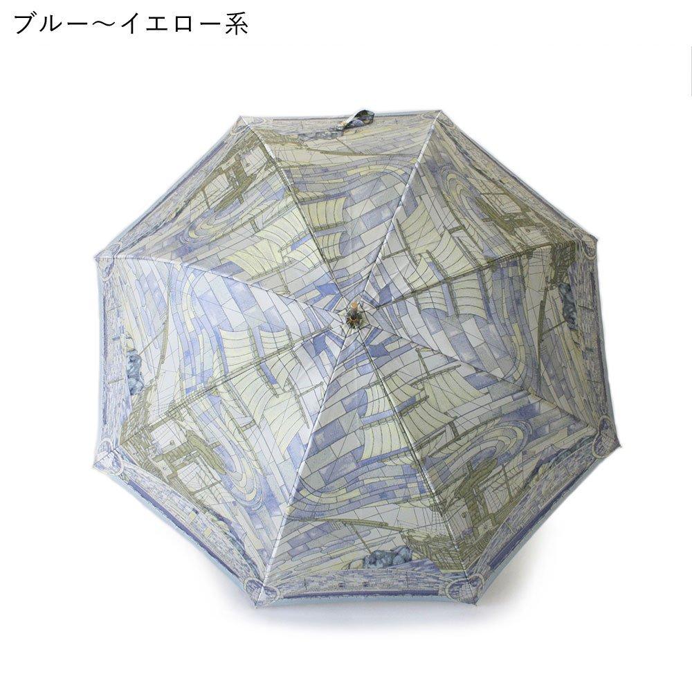 <img class='new_mark_img1' src='https://img.shop-pro.jp/img/new/icons1.gif' style='border:none;display:inline;margin:0px;padding:0px;width:auto;' />Umbrella of Yokohama 晴雨兼用傘 (ポーハタン号 小柄) 伝統横濱スカーフ 傘の画像7