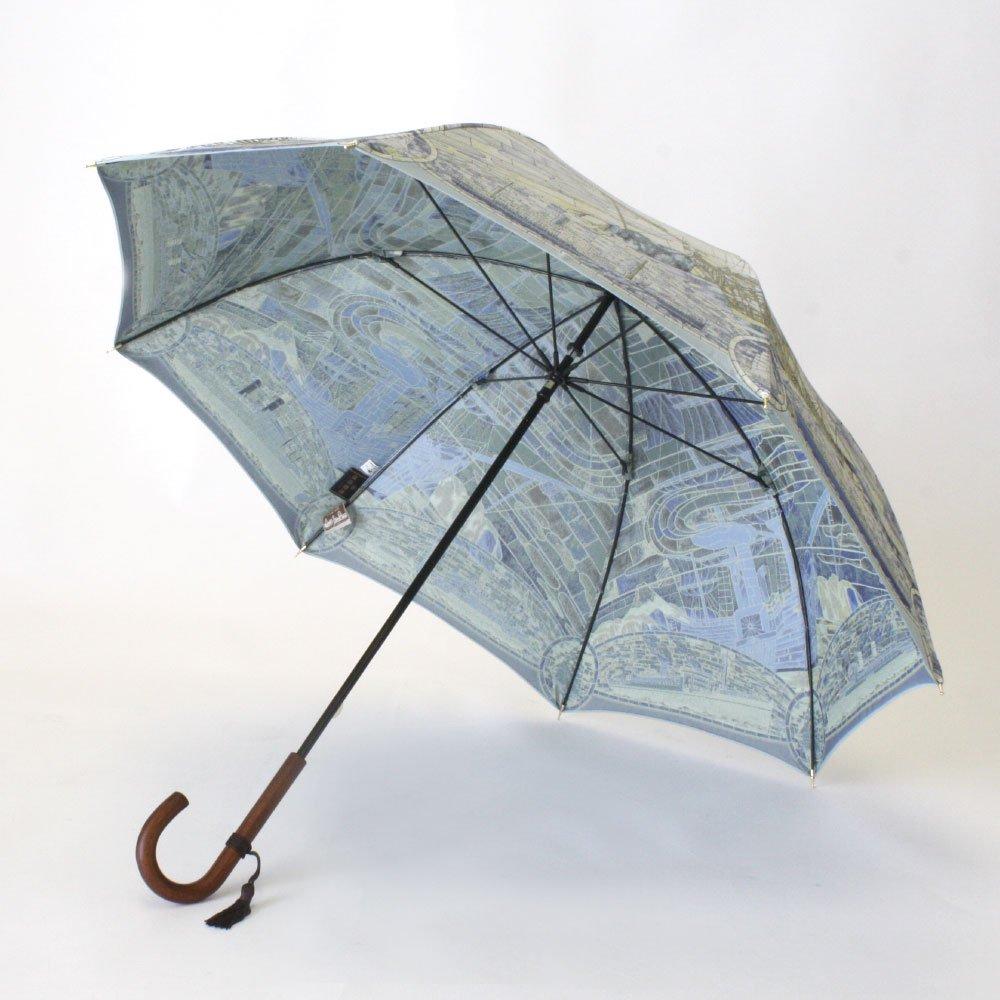 <img class='new_mark_img1' src='https://img.shop-pro.jp/img/new/icons1.gif' style='border:none;display:inline;margin:0px;padding:0px;width:auto;' />Umbrella of Yokohama 晴雨兼用傘 (ポーハタン号 小柄) 伝統横濱スカーフ 傘の画像8