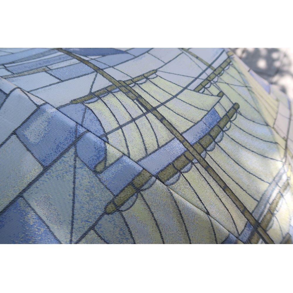 <img class='new_mark_img1' src='https://img.shop-pro.jp/img/new/icons1.gif' style='border:none;display:inline;margin:0px;padding:0px;width:auto;' />Umbrella of Yokohama 晴雨兼用傘 (ポーハタン号 大柄) 伝統横濱スカーフ 傘の画像11