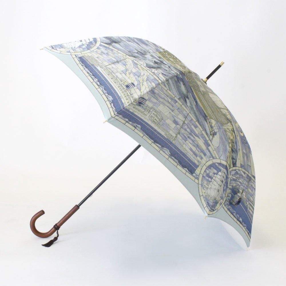 <img class='new_mark_img1' src='https://img.shop-pro.jp/img/new/icons1.gif' style='border:none;display:inline;margin:0px;padding:0px;width:auto;' />Umbrella of Yokohama 晴雨兼用傘 (ポーハタン号 大柄) 伝統横濱スカーフ 傘の画像7