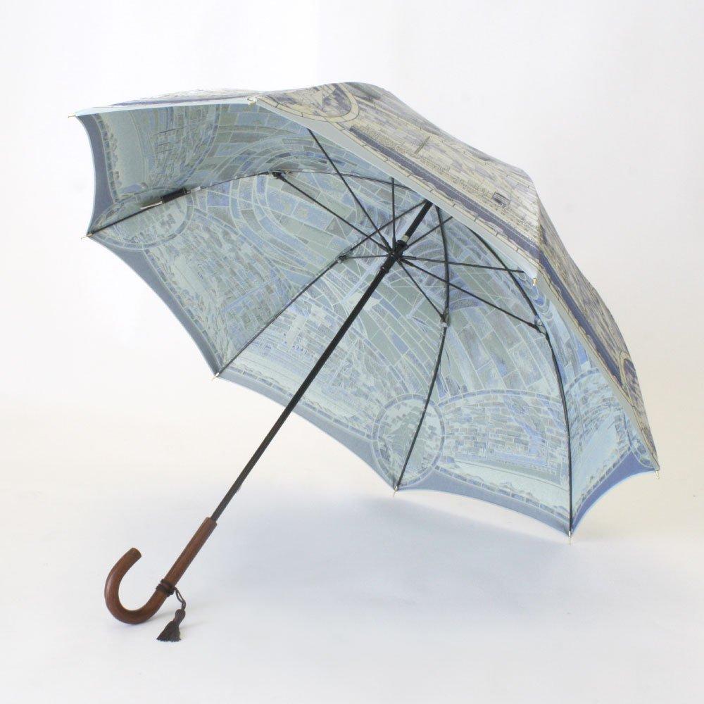 <img class='new_mark_img1' src='https://img.shop-pro.jp/img/new/icons1.gif' style='border:none;display:inline;margin:0px;padding:0px;width:auto;' />Umbrella of Yokohama 晴雨兼用傘 (ポーハタン号 大柄) 伝統横濱スカーフ 傘の画像8