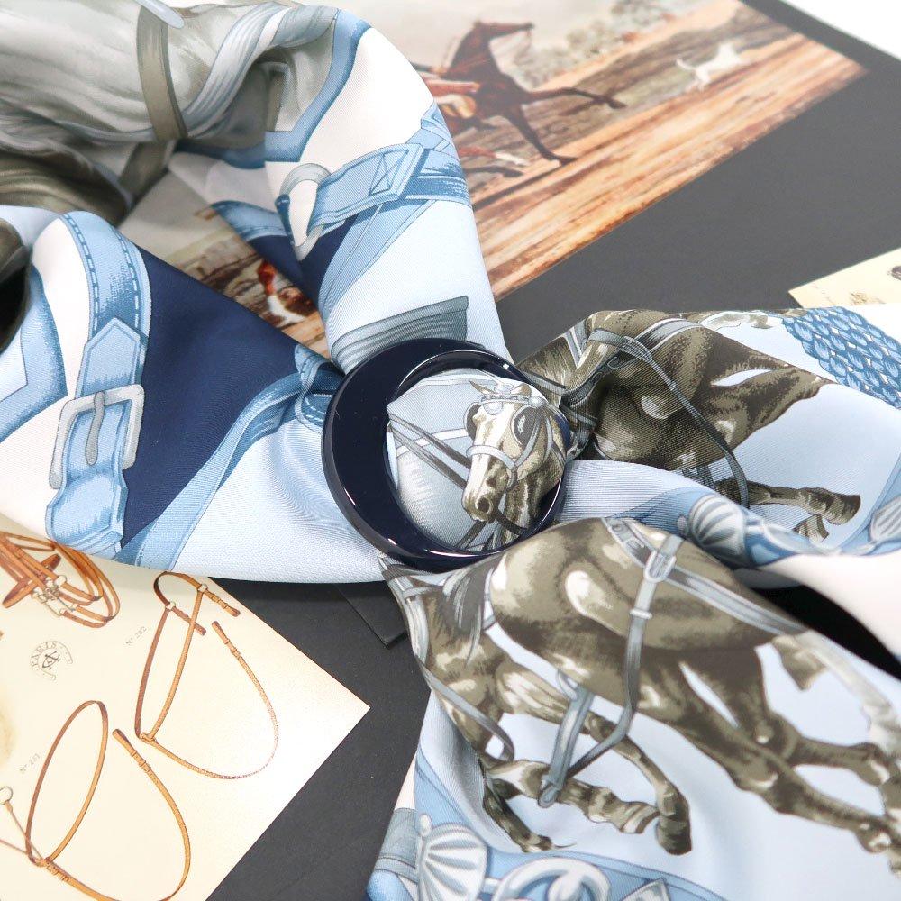 円型 スカーフリングの画像5