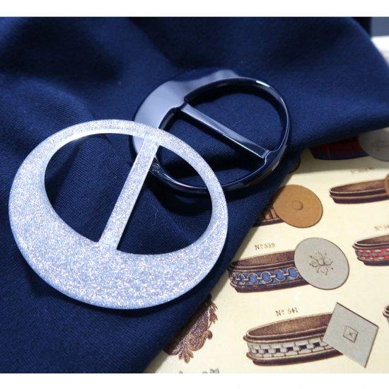 円型 スカーフリング