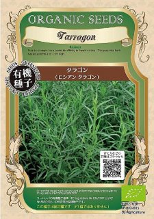 タラゴン(ロシアンタラゴン)の種〔有機種子・固定種〕 ※無消毒