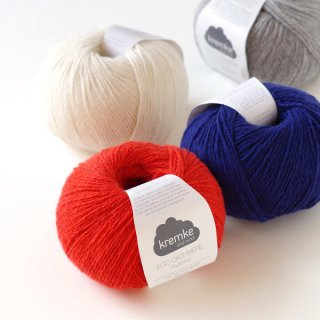 Kremke Soul Wool・Eco Cashmere (カシミヤ100%)