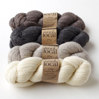 Erika Knight・WOOL LOCAL (ウール/100g)