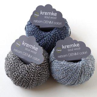 Kremke Soul Wool・reborn DENIM colori