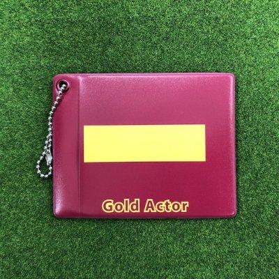 ゴールドアクター ヴィクトリーパスケース 《在庫商品》