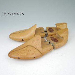 極上★JM.ウェストン SIZE 5【貴重★純正シューツリー】木製シューキーパー/メンズ/Weston/ウエストン★a460