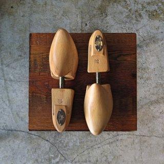 極上★(伊)タニノクリスチー SIZE 36/純正シューツリー/木製シューキーパー/TANINO CRISCI★b871-35
