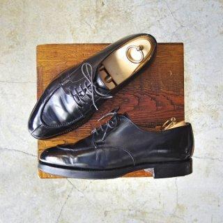 クロケット&ジョーンズ 6E【ロイドフットウェア/Lloyd Footwear別注】カーフ/黒/Jシリーズ/Uチップ/Crockett&Jones★c743
