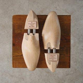 極美品★(スペイン)CARMINA/カルミナ SIZE 5【純正シューツリー】木製シューキーパー/メンズ★f998