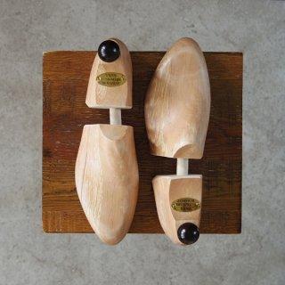 極上★(東欧)ヴァーシュ SIZE 40【貴重★純正シューツリー】木製シューキーパー/メンズ/VASS★g002