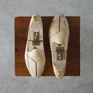 サルトレカミエ SIZE 40【定価¥8,250-★SR300BH/バーチ(樺)】木製シューツリー/シューキーパー/メンズ/Sarto Recamier★g193