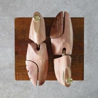 ほぼ未使用★VISARUNO/ビサルノ SIZE 39【ブーツ用シューツリー】木製シューキーパー/メンズ★g301