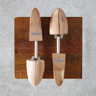 極上★REGAL/リーガル Sサイズ【定価¥6,380-★純正シューツリー】木製シューキーパー/メンズ★g310