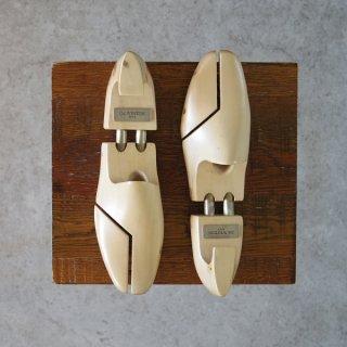 極上★J.M.ウェストン SIZE 5【定価¥16,500-★純正シューツリー/041M】木製シューキーパー/メンズ/Weston/ウエストン★g810
