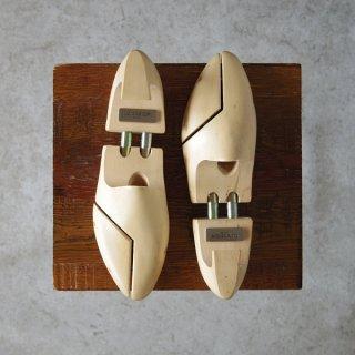 極上★J.M.ウェストン SIZE 5【定価¥16,500-★純正シューツリー/022L】木製シューキーパー/メンズ/Weston/ウエストン★g893