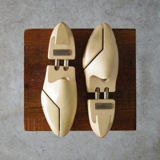 極上★J.M.ウェストン SIZE 6【定価¥16,500-★純正シューツリー/022L】木製シューキーパー/メンズ/Weston/ウエストン★g895