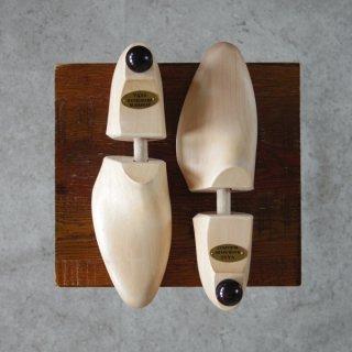 極上★VASS/ヴァーシュ SIZE 40【貴重★純正シューツリー】木製シューキーパー/メンズ★h007