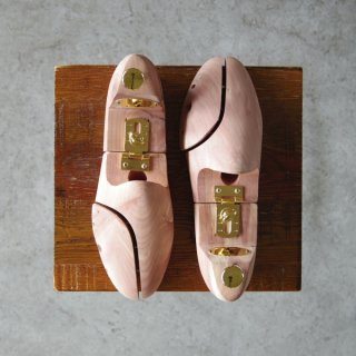 DONOK/ダナック Mサイズ【定価¥6,380-★ヒンジ式シューツリー】木製シューキーパー/メンズ★h206