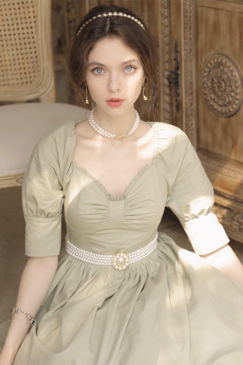 【即納】Roman Holiday パールベルト【Sara Bell】