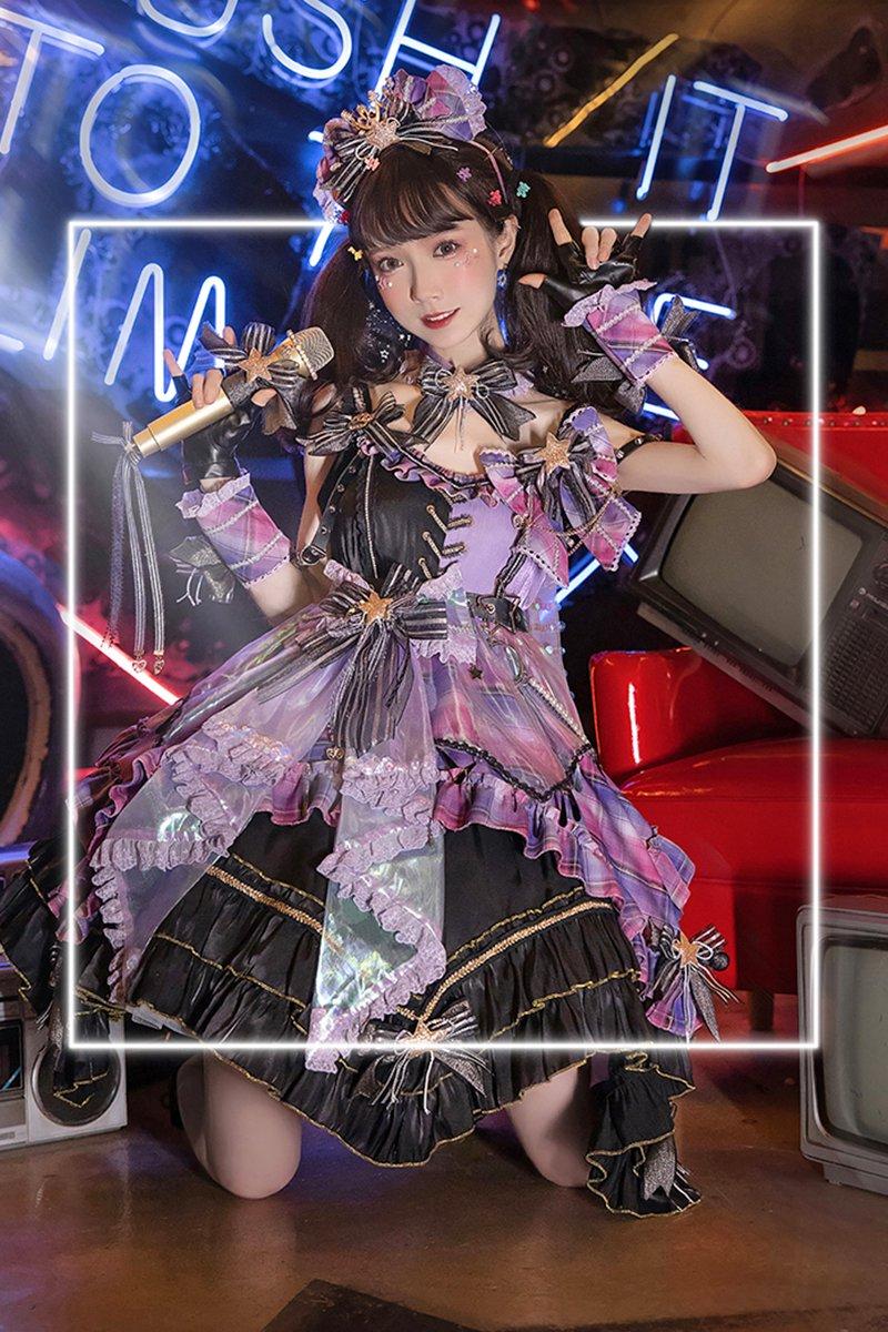 【受注終了】Star Diamond アクセサリー【Boli Cherry】