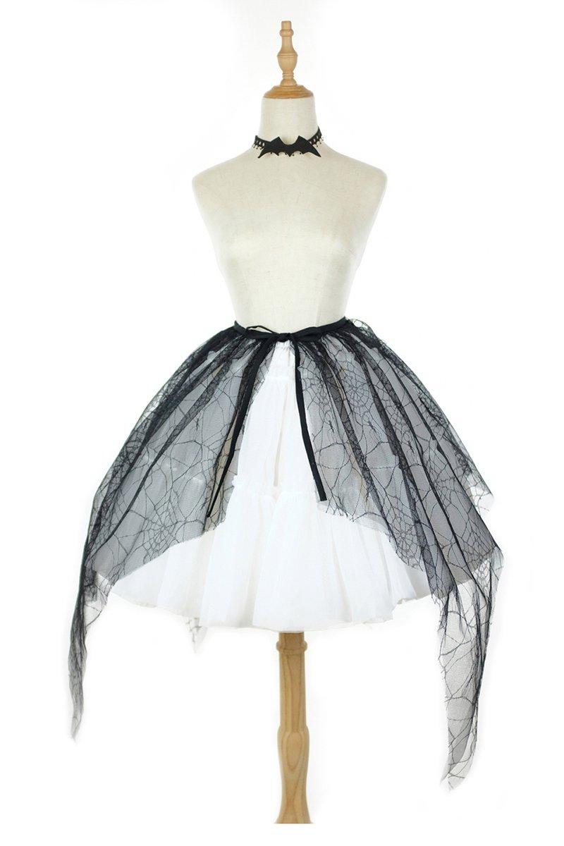 【取り寄せ】Nightmare Witch オーバースカート・ヘアアクセサリー【Creamy Candy】